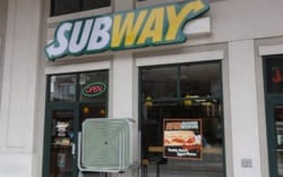 subway on green street